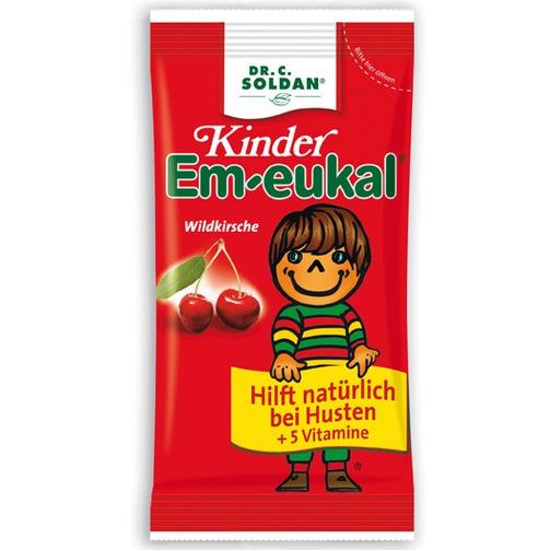Em-eukal Kinder Wildkirsche 75g