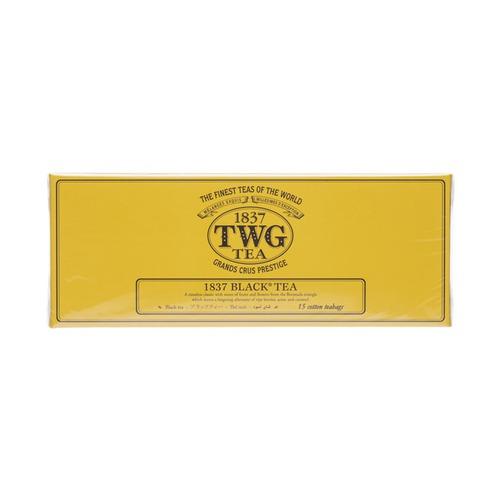 TWG 1837 블랙티 15티백